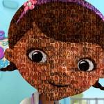 Disney-Doc-McStuffins-Mosaic