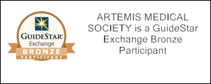 Artemis Medical Society GuideStar Exchange Bronze Participant