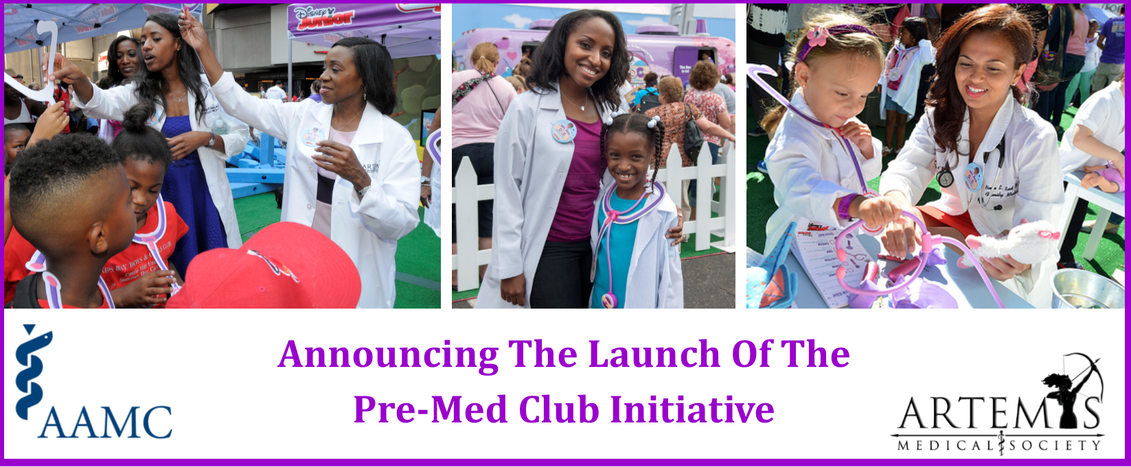 initiative lays groundwork for elementary and middle school pre med club